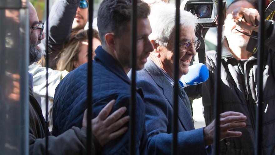 Rubén Castro solicitará una reducción de la fianza de 200.000 euros impuesta por la juez