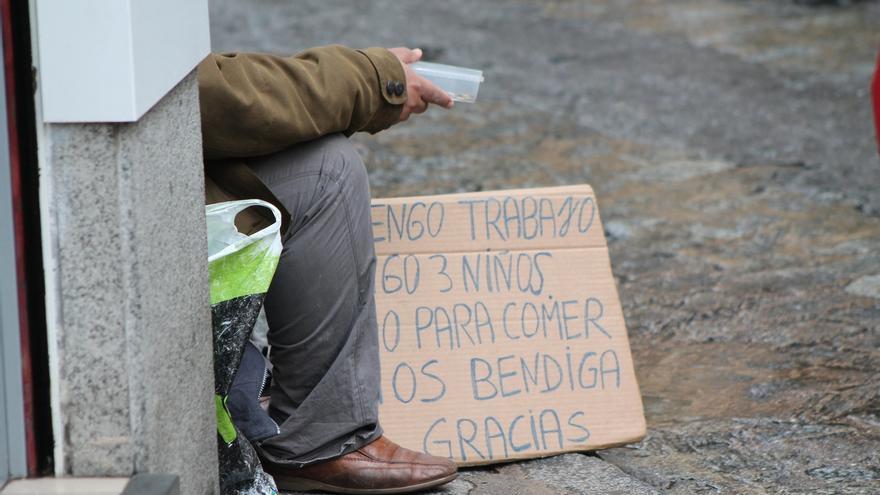 La población en riesgo de pobreza en Cantabria aumenta en 2016 y se sitúa en el 24,6%