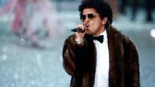 Bruno Mars bautiza el Wanda Metropolitano como caldero de pasiones musicales