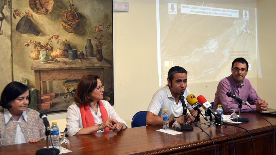 Presentación de los resultados del georradar / Ayuntamiento de Ciudad Real