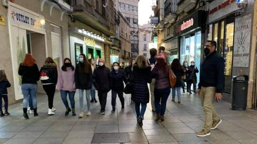 Extremadura, con una incidencia de 49,45 casos, ha entrado en un nivel de riesgo bajo