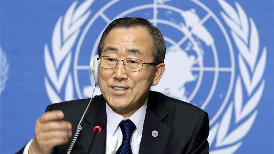 Ban Ki-moon visitará Bruselas, Corea del Sur, Vietnam e Irlanda este mes