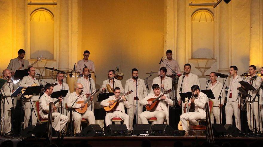 La Agrupación Tendal ofrece un concierto en el Museo Insular