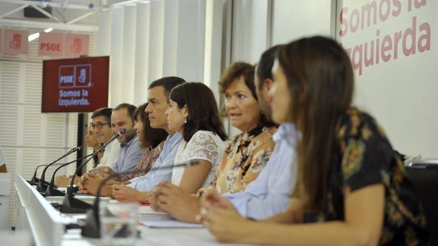 El PSOE esperará a la comparecencia de Puigdemont para fijar una posición común sobre Cataluña