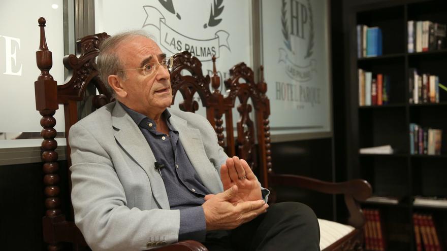 El experto en oratoria, Ángel Lafuente.