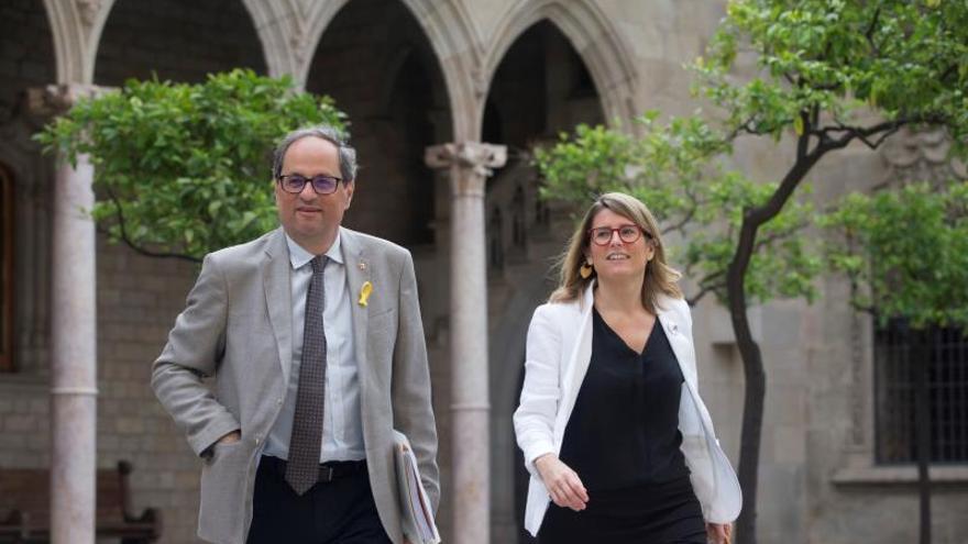 """El Govern espera que Sánchez no pretenda que se """"olviden"""" del 1-O"""