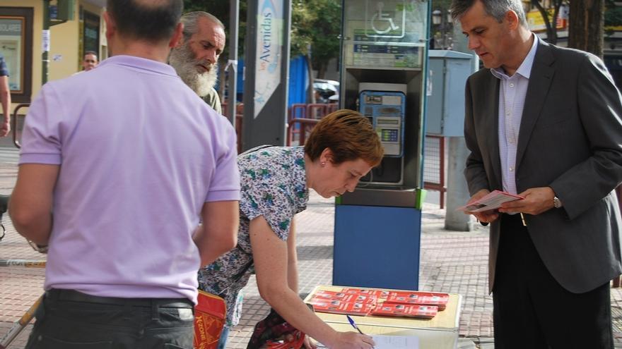 """Alcalde de Móstoles dice que la paralización de las obras del tren a Navalcarnero """"no atendía a razones objetivas"""""""