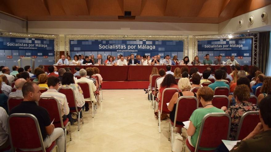 El congreso provincial del PSOE será el 21 de octubre y los precandidatos necesitarán el 20% de avales