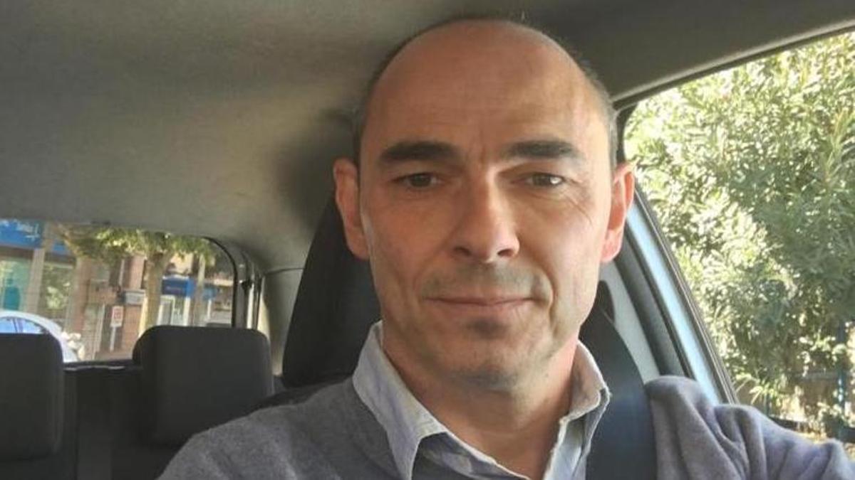 El empresario Carlos Múgica.