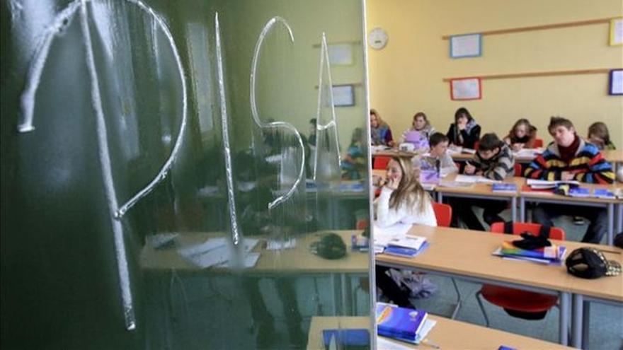 Euskadi ha suspendido el examen PISA.