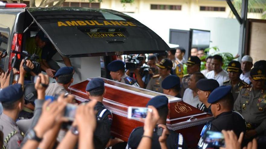 Un policía y un yihadista mueren en el ataque a un puesto policial en Indonesia