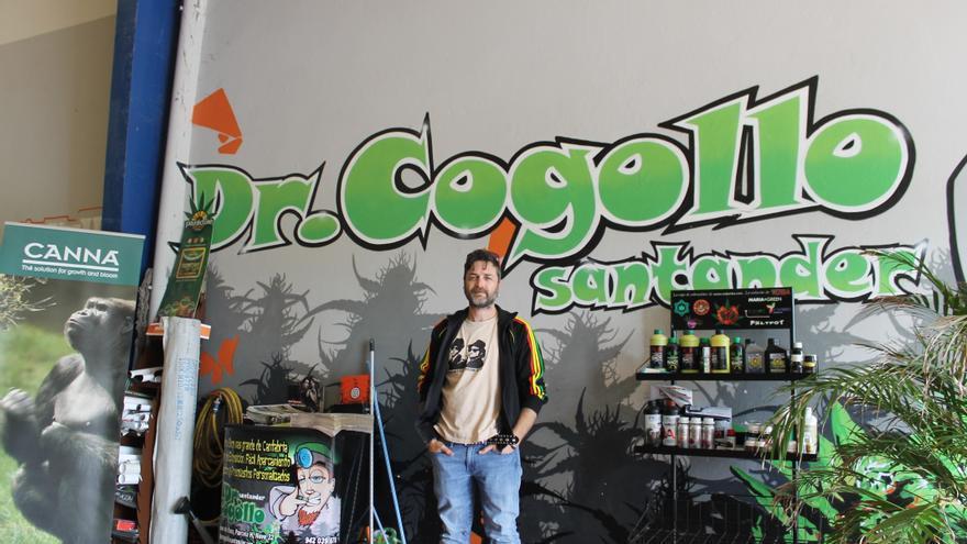 Juan Pavón, propietario de Dr.Cogollo. | BS