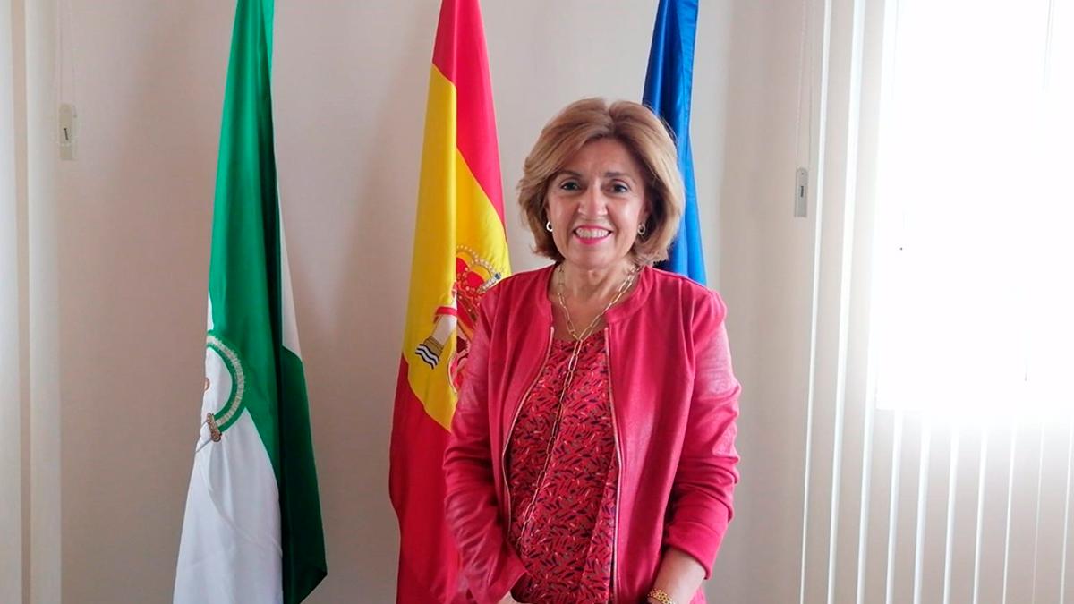 La delegada de Salud y Familias en Córdoba, María Jesús Botella.