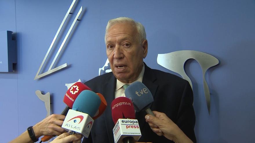 Margallo exigirá cuentas a Borrell en el Congreso por las negociaciones sobre Gibraltar en el Brexit
