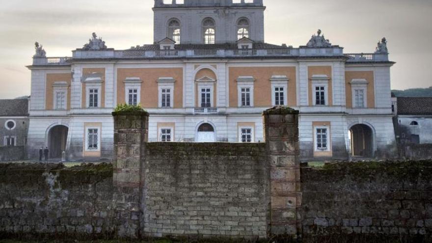 Italia recupera el Versalles borbónico de Carlos III en la región de Campania