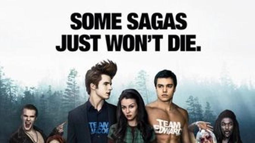 Poster de Vampires Sucks