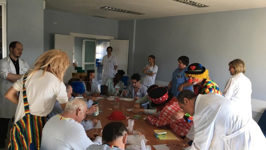 El Hospital de Úbeda conmemora el Día Mundial de la Salud Mental con diversas actividades