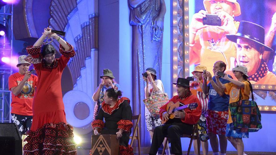 Resultado de imagen de La Gala de la Integración carnaval