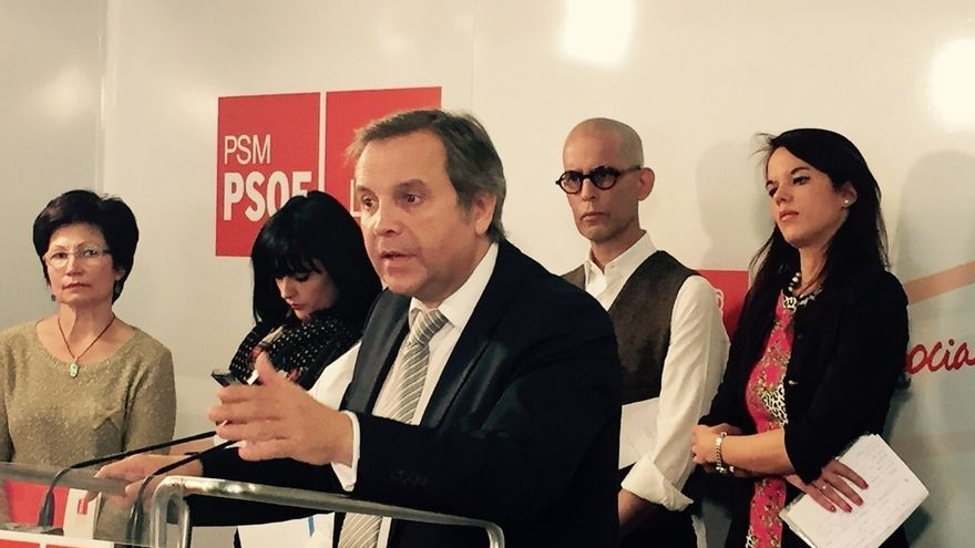"""Carmona (PSOE) reclama al Gobierno y Fiscalía """"contundencia"""" para hacer respetar la Ley en toda España"""