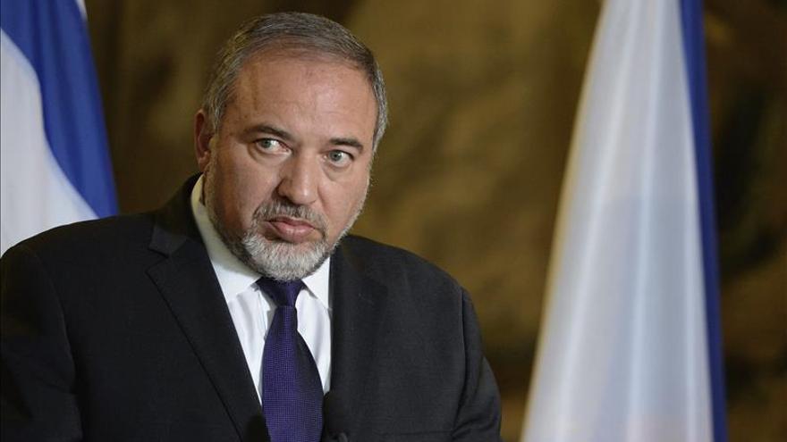 El ministro de Exteriores israelí exhorta al boicot de la coalición árabe