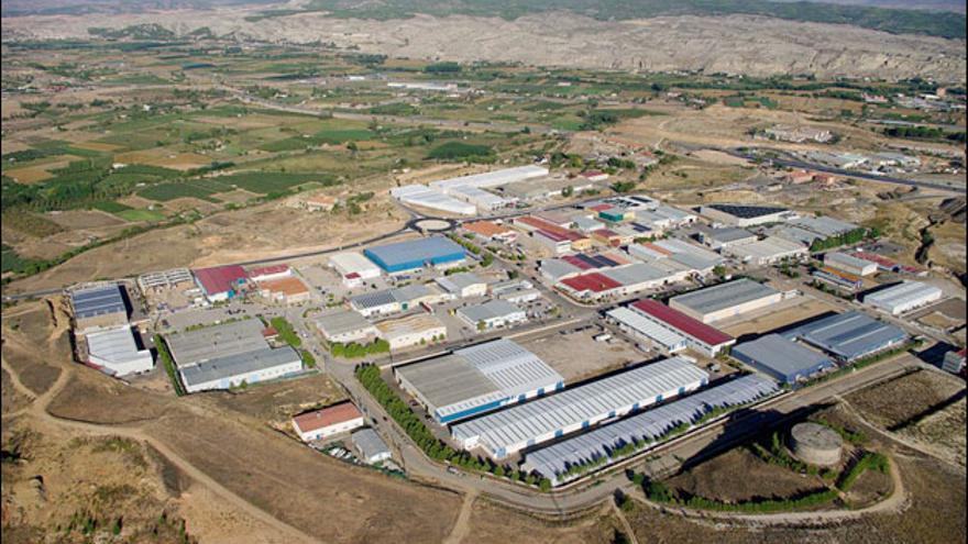 La empresa se instaló en el polígono de la Charluca.