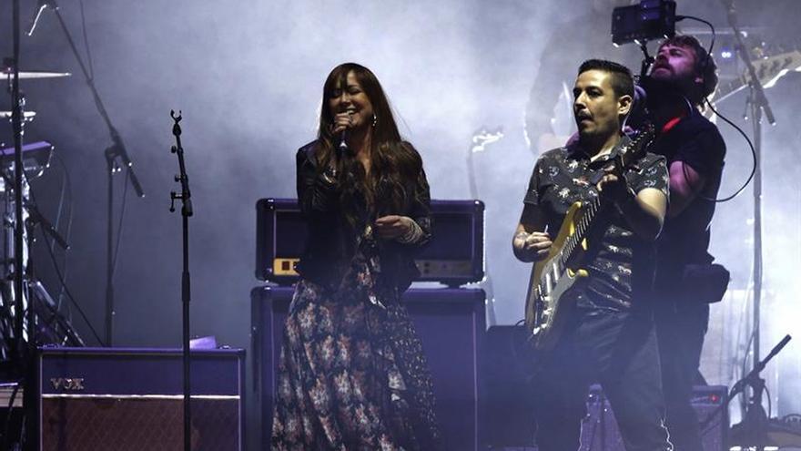 Cuatro horas de pop-rock español en recuerdo de El Penta