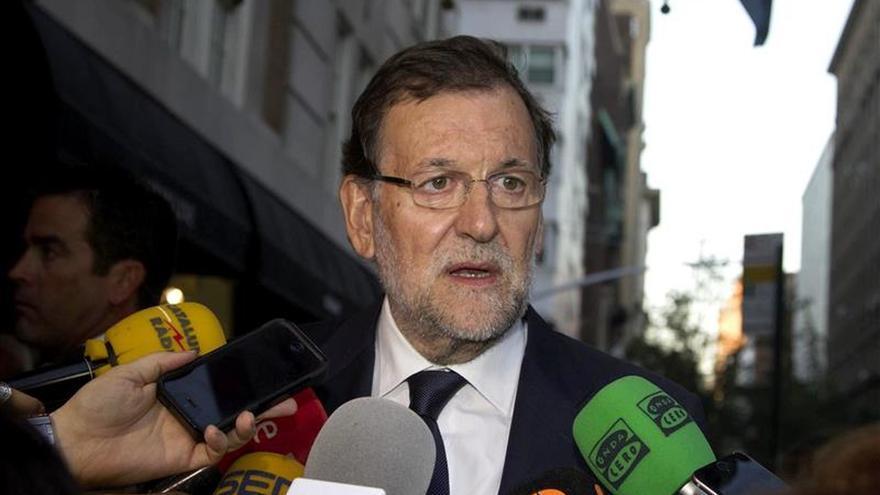 Rajoy evita contestar a Rivera y sólo ve bueno para España el proyecto del PP