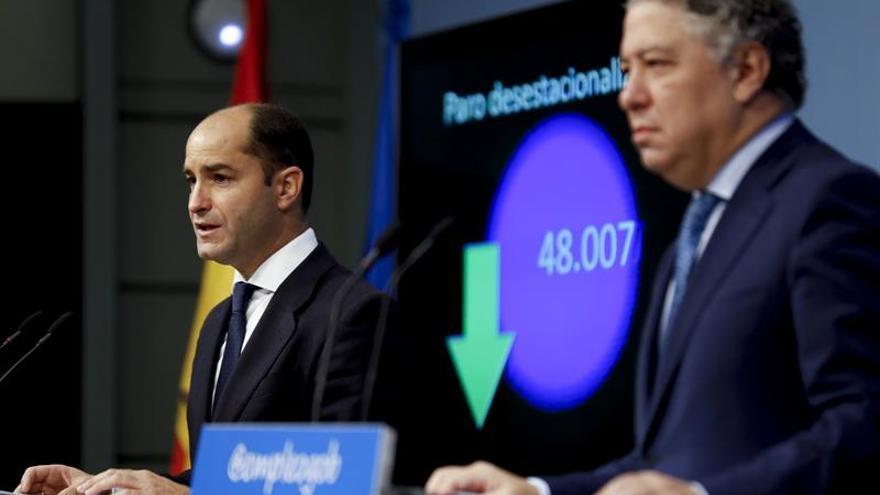 Riesgo y Burgos continúan como secretarios de Estado de Empleo y Seguridad Social
