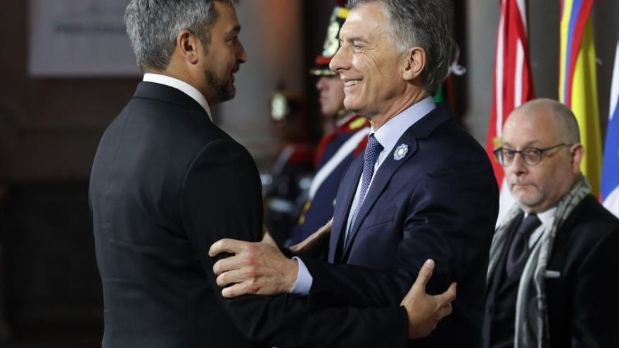 Abdo Benítez y Macri inaugurarán paso fronterizo el 23 de agosto