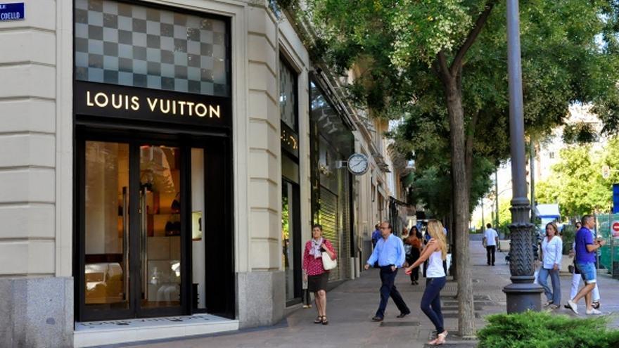 La famosa 'milla de oro' será la ubicación de La calle Bitcoin, la zona con establecimientos en los que pagar en boitcoines