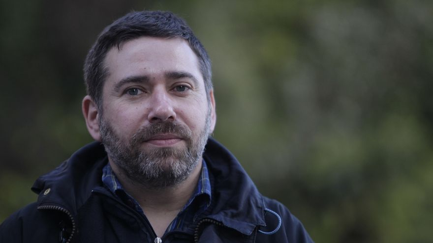 """Javier Couso: """"Un periodista protegido es garantía de una información libre"""" - Javier-Couso-IU-elecciones-bipartidismo_EDIIMA20140511_0164_3"""