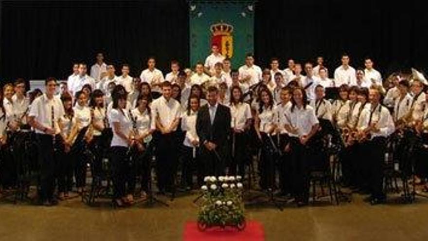 Banda Municipal de Música de El Paso.