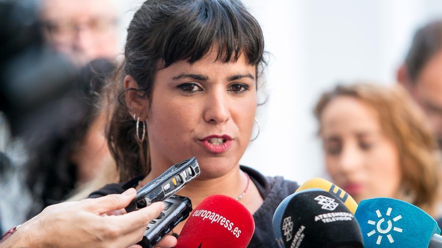 """Podemos Andalucía ve en las palabras de Cifuentes """"una mentira del tamaño de las que ha soltado Trump"""""""