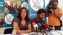 """Participa Sevilla seguirá la """"línea de negociación"""" de Podemos en el Parlamento andaluz"""