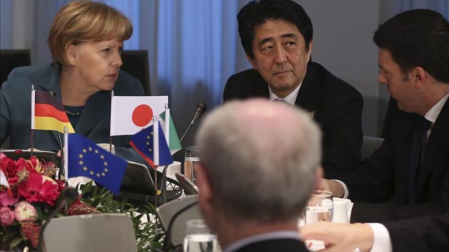 G7 celebrará una cumbre en Bruselas en junio en lugar de la del G8 en Rusia