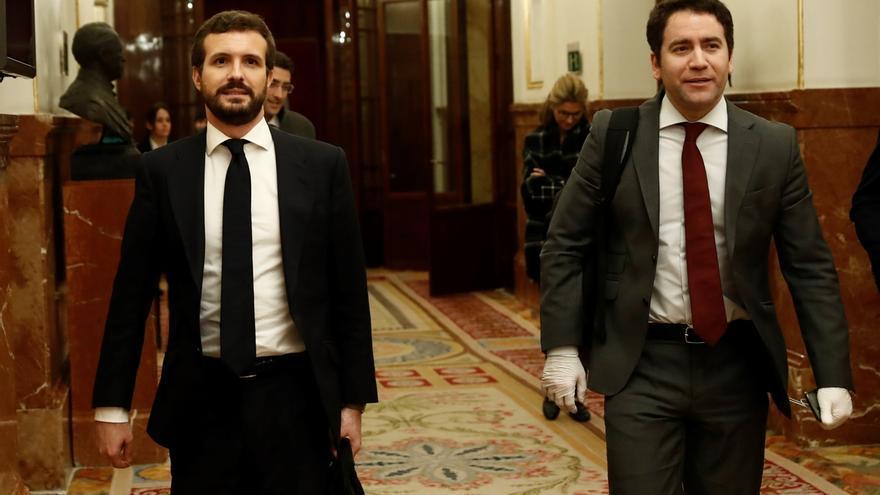 """El PP dice que Sánchez debe llamar a Casado con una oferta """"sincera"""" porque se trata de que la reunión sea útil"""