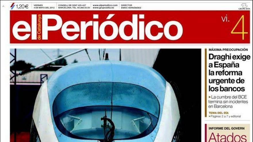 De las portadas del día (04/05/2012) #9