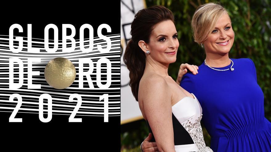 Hollywood, lista para los Globos de Oro 2021