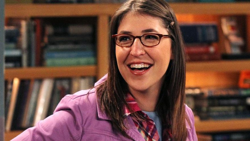 """Mayim Bialik en """"The Big Bang Theory"""""""