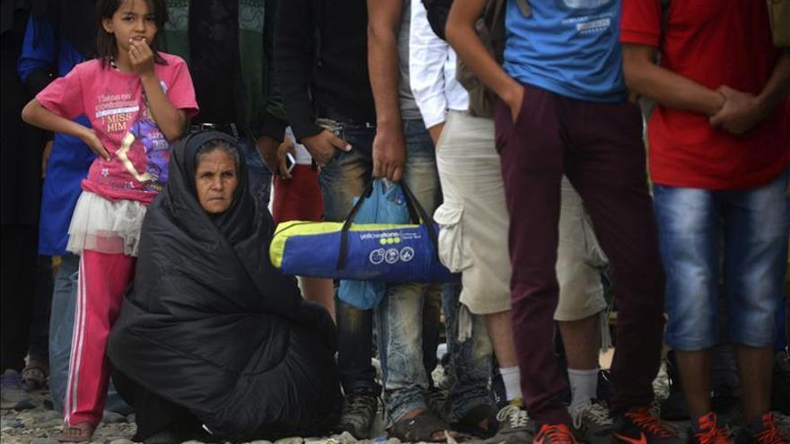 Cada día llegan a Serbia entre 2.000 y 3.000 refugiados de camino a la UE