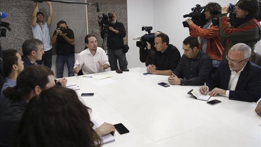 Iglesias asegura que para Podemos la responsabilidad de Griñán es política