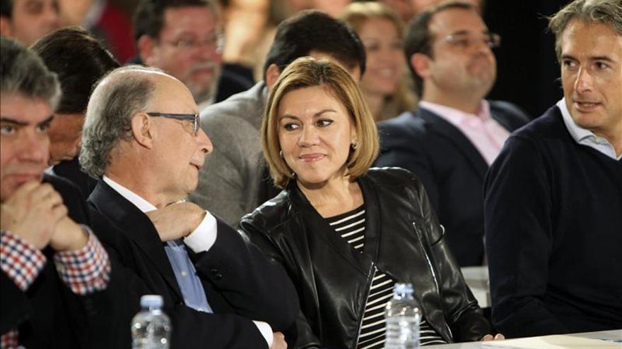 Cospedal destaca la estabilidad que el PP da a España y que permite prosperar
