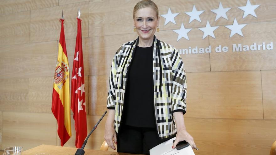 """Cifuentes defiende el """"derecho y deber"""" de Rajoy de intentar formar gobierno """"sin vetos ni líneas rojas"""""""