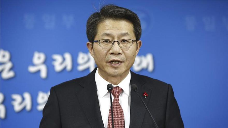 Corea del Sur abre la posibilidad de levantar las sanciones al Norte