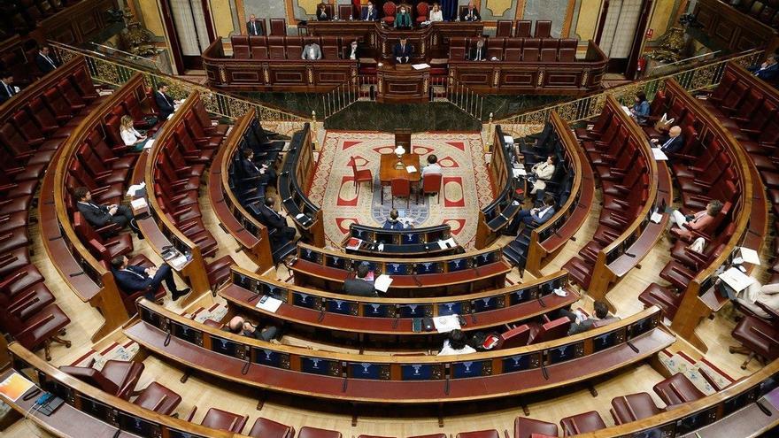 El Congreso aprueba la quinta prórroga del estado de alarma, pero con más votos en contra que nunca