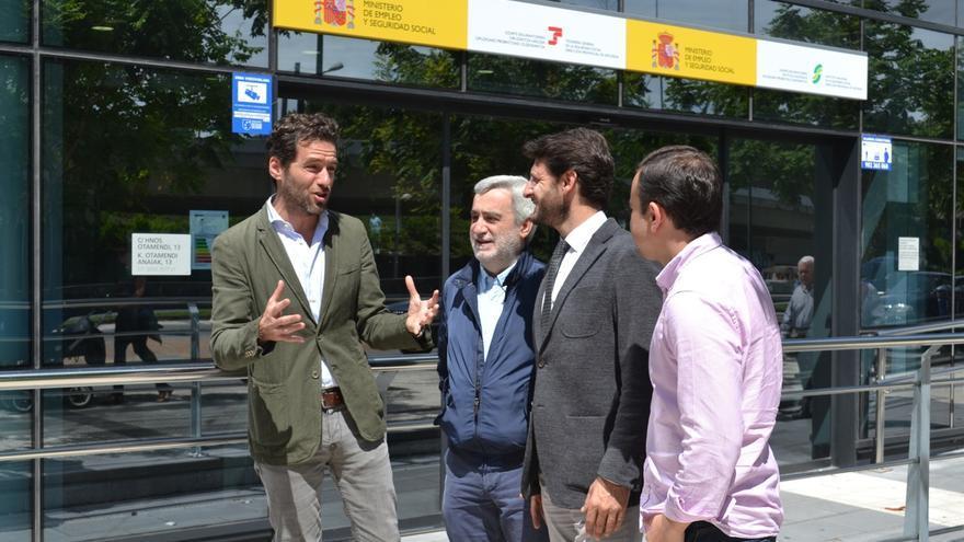 Semper (PP) rechaza acercar presos de ETA pero ve posible hablar con PNV de transferir la política penitenciaria