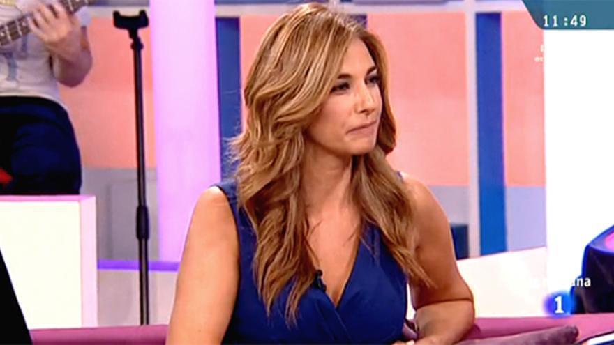 """Una """"arrepentida"""" Mariló Montero pide perdón públicamente a Anne Igartiburu"""