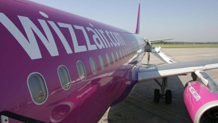 Wizz Air volará desde Santander a Bucarest a partir del 23 de abril