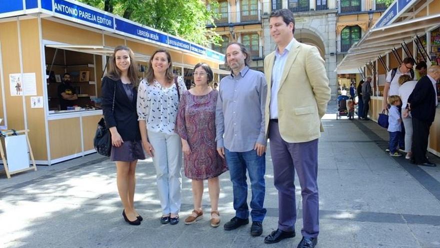 Inauguración de la Feria del Libro de Toledo / Foto: Ayuntamiento