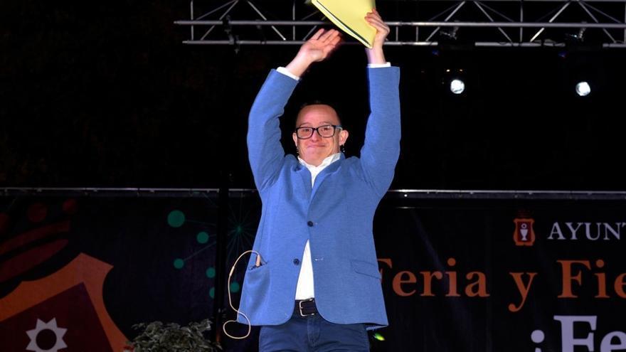 Carlos Martínez dio el pregón de la Feria y Fiestas de San Julián en Cuenca